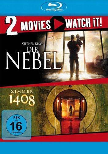 Der Nebel & Zimmer 1408 (Blu-ray)