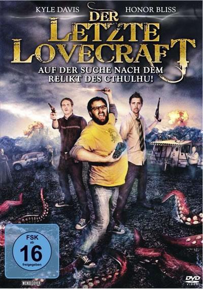 Der letzte Lovecraft: Auf der Suche nach dem Relikt des Cthulhu (DVD)