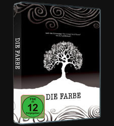 "Die Farbe (DVD) - Nach dem Kurzroman ""The Colour Out of Space"" von H.P. Lovecraft"