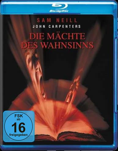 Die Mächte des Wahnsinns (Blu-ray) - Eine Storry die auf H.P. Lovecrafts Erzählungen basiert.