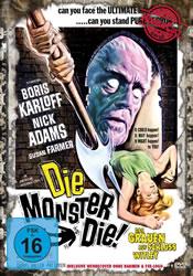 Die, Monster, Die! - (DVD)