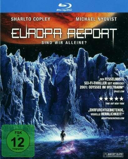 Europa Report - (Blu-ray)