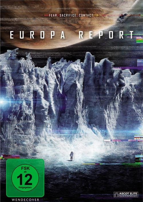 Europa Report - (DVD)