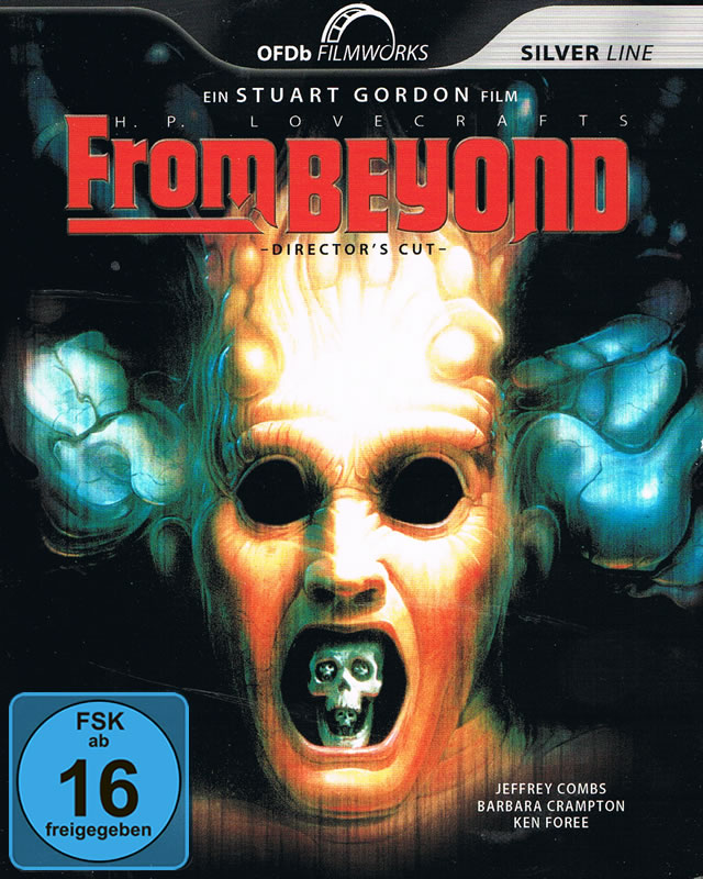 From Beyond (Blu-ray) - Director's Cut