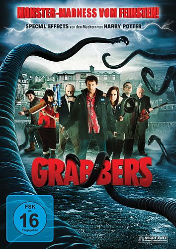 Grabbers (DVD)