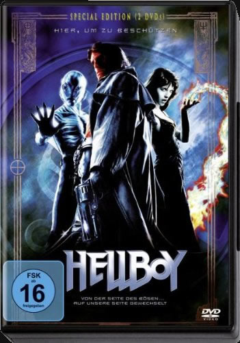 Hellboy (Special Edition) - (2 DVDs)