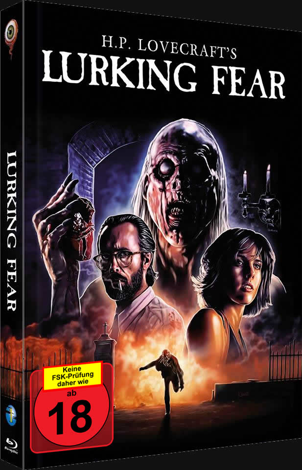 The Lurking Fear (Blu-ray & DVD im Digipack) - Cover C - Limitiert auf 555 Stück