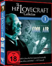 The H.P. Lovecraft Collection - Vol.1: Cool Air (DVD) - Filmsammlung der H.P. Lovecraft Film Festivals