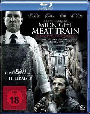 Midnight Meat Train (Blu-ray)