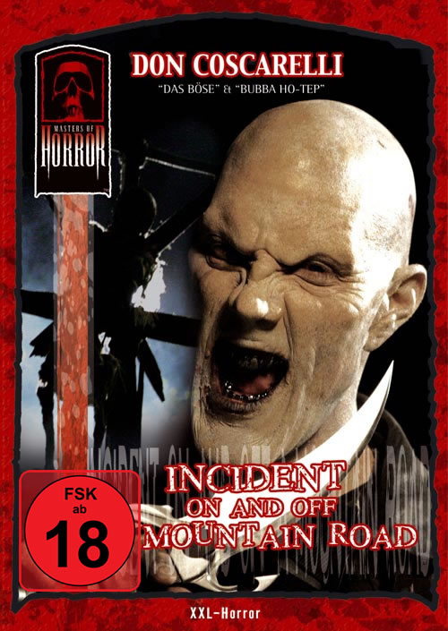 Incident on and off a Mountain Road (Don Coscarelli) - Masters of Horror XXL - (DVD)