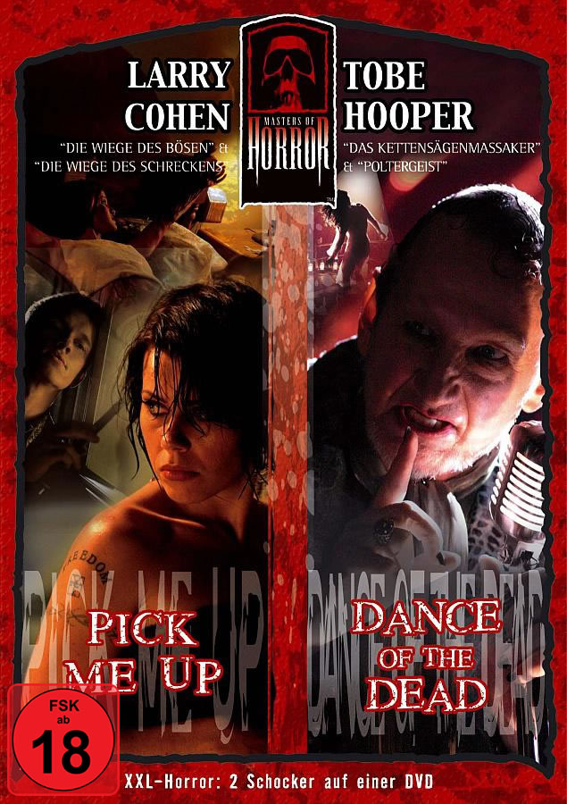 Pick Me Up / Dance of the Dead - Masters of Horror XXL - (DVD)