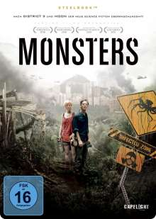 Monsters (Limited Steelbook Edition 2 DVDs)