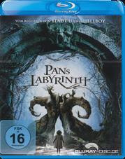 Pans Labyrinth (Blu-ray) - Ein Film mit wundersamen, schaurigen und mythischen (lovecraftschen) Fabelwesen.
