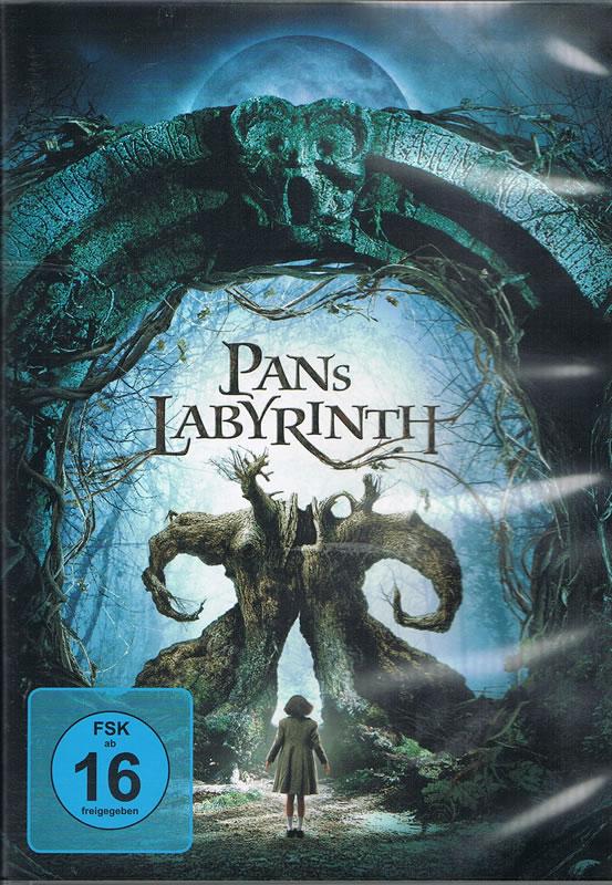 Pans Labyrinth (DVD) - Ein Film mit wundersamen, schaurigen und mythischen (lovecraftschen) Fabelwesen.