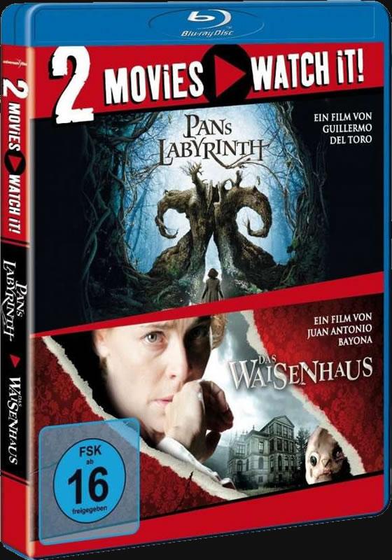 Pans Labyrinth / Das Waisenhaus (Blu-ray)