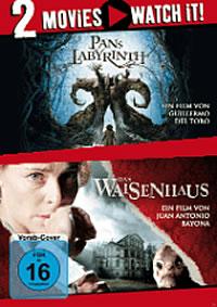 Pans Labyrinth / Das Waisenhaus (2 DVDs)