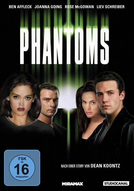 Phantoms (DVD)