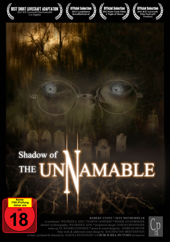 Shadow of the Unnamable (DVD - Fan Edition)