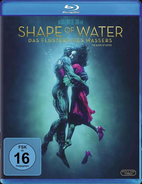 Shape of Water (DVD)
