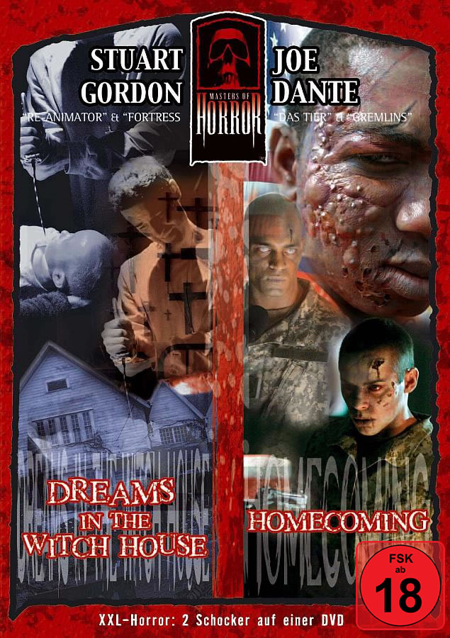 Dreams in a Witch House / Homecoming - Masters of Horror XXL - (DVD)