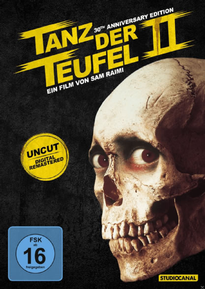 Tanz der Teufel 2 - UNCT / Digital Remastered - (DVD)