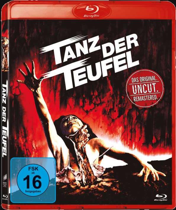 Tanz der Teufel (Uncut) - (Blu-ray)