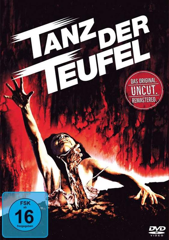 Tanz der Teufel (Uncut) - (DVD)