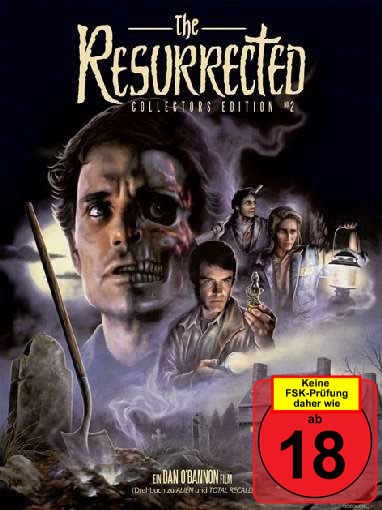 The Resurrected (Blu-ray & DVD im Digipack) - 3-Disc Limited Collector's Edition