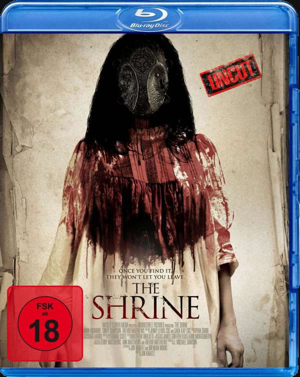 The Shrine (Blu-ray)