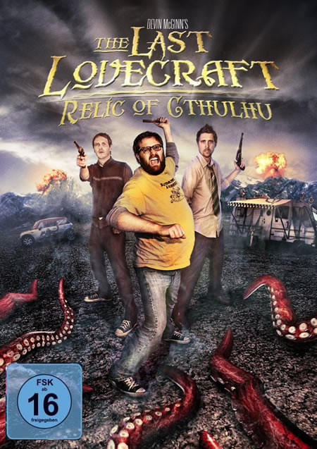 The Last Lovecraft: Relic Of Cthulhu (DVD)