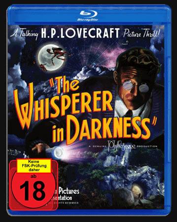 The Whisperer in Darkness (Blu-ray) - Atmosphärische Umsetzung der Lovecraft-Story