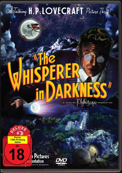 The Whisperer in Darkness (DVD) - Atmosphärische Umsetzung der Lovecraft-Story