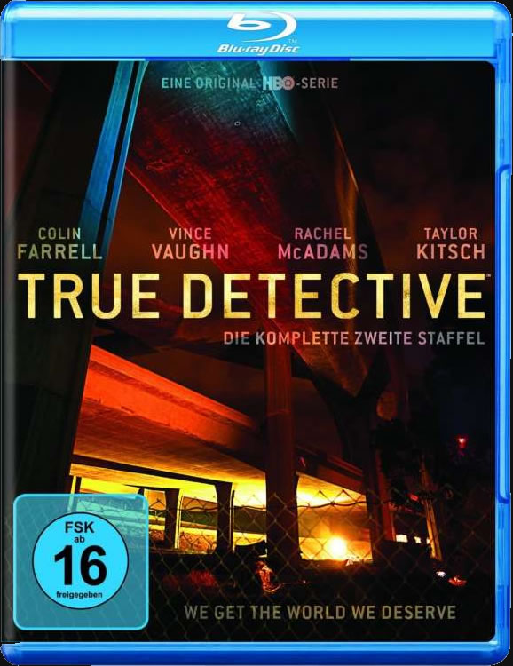 True Detective Season 2 (Blu-ray)