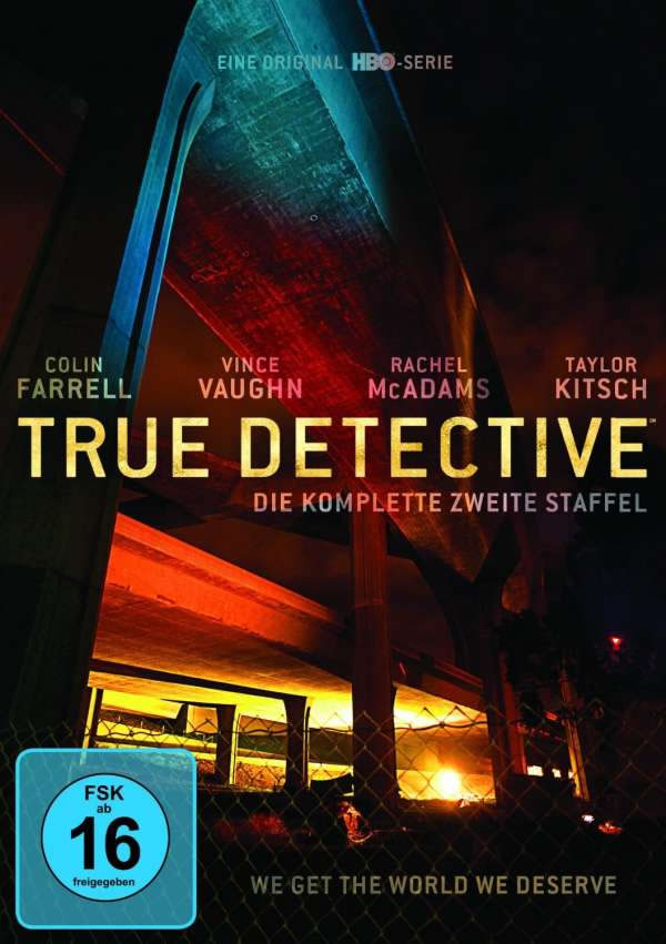 True Detective Season 2 (3 DVDs)