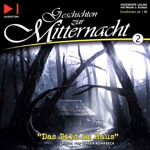 H. P. Lovecraft: Geschichten zur Mitternacht 02 (2 CDs)
