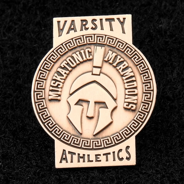 Miskatonic Universitäts Anstecknadel - Varsity Athletics