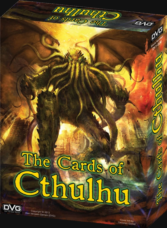 The Cards of Cthulhu (englisch)