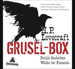 lovecraftsche Hörbücher/-spiele