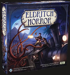 Eldritch Horror Brettspiel