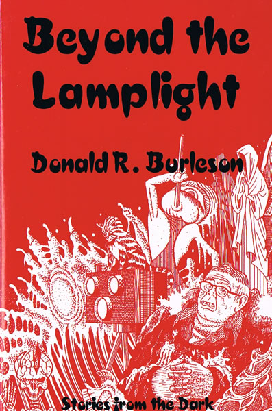 Beyond the Lamplight - A Horror Fiction Collection by Donald R. Burleson