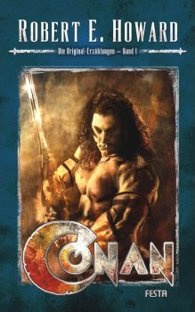 Conan - Band 1 (Paperback) - Autor: Robert E. Howard