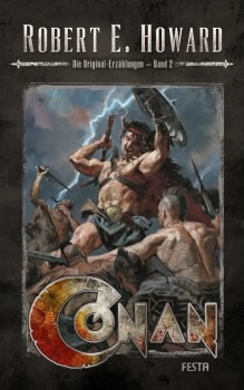 Conan - Band 2 (Paperback) - Autor: Robert E. Howard