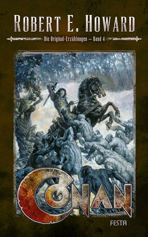 Conan - Band 4 (Paperback) - Autor: Robert E. Howard