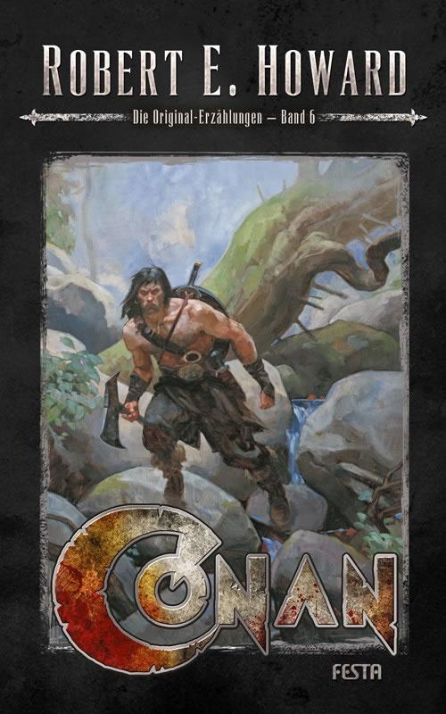 Conan - Band 6 (Paperback) - Autor: Robert E. Howard