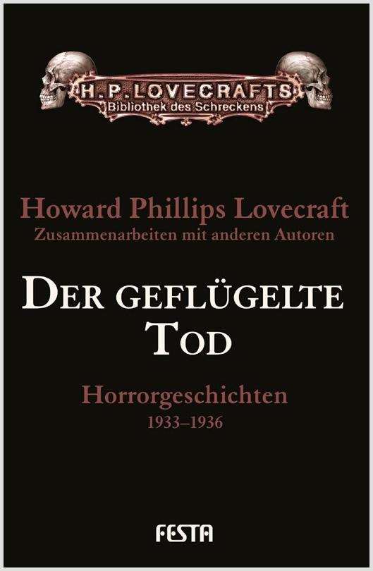 Der geflügelte Tod - Autor: H.P. Lovecraft u.a.