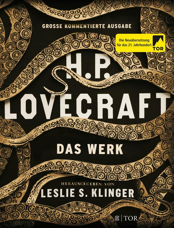 H. P. Lovecraft - Das Werk (Hrsg. Leslie Klinger)
