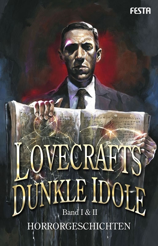 Lovecrafts dunkle Idole - Band I & II -  Festa, Frank + Lovecraft, H. P.