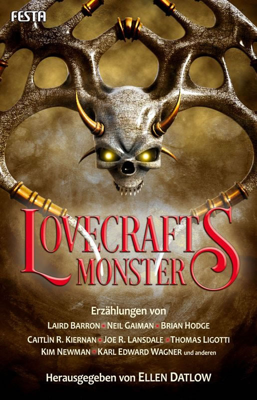Lovecrafts Monster - Erzählungen - Herausgegeben von Ellen Datlow