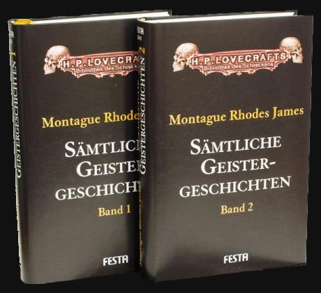 Sämtliche Geistergeschichten - Band 1 & 2 - Autor: Montague Rhodes James