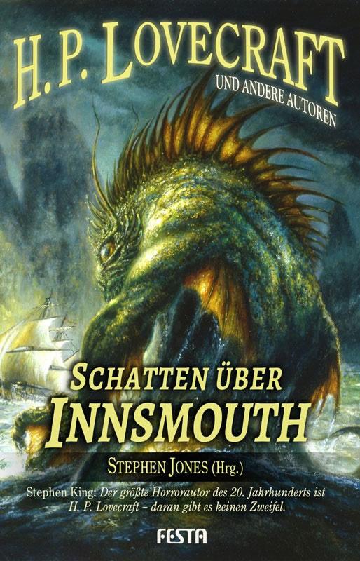 Schatten über Innsmouth - Hrg: Stephen Jones